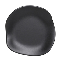 PLATE 9.5 IN MARISOL BLACK 3MLDD025010