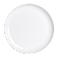 PLATE COUPE 9 IN WHITE RETRO 3RO-DD205-020