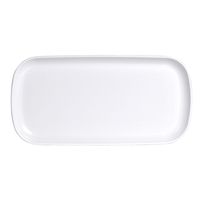 SLIDER TRAY 14 X 7 WHITE RETRO 3RO-DD207-020