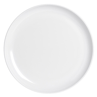 PLATE COUPE 10.5 IN WHITE RETRO 3RO-DD216-020