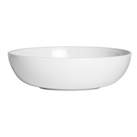 PASTA BOWL 8.5 X 2.5 (48 OZ) WHITE RETRO 3RO-DD217-020