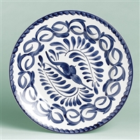 PUEBLA SALAD PLATE - SET OF 4