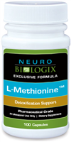detoxification supplement support 100 count L-Methionine
