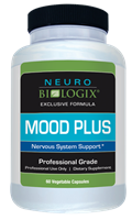 nervous system MoodPlus Vitamins supplement 60 count