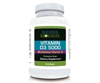 Vitamin D3 5000 - 90 Softgels