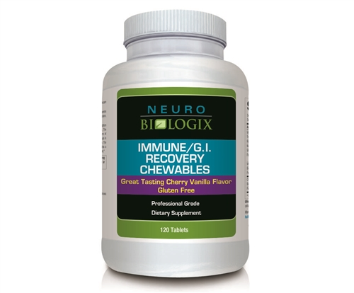 Immune / G.I. Recovery Chewable (120 Tablets)