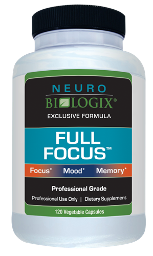 Full Focus + 120C (Concentration & Mood)