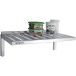 T-bar Aluminum Wall Shelves