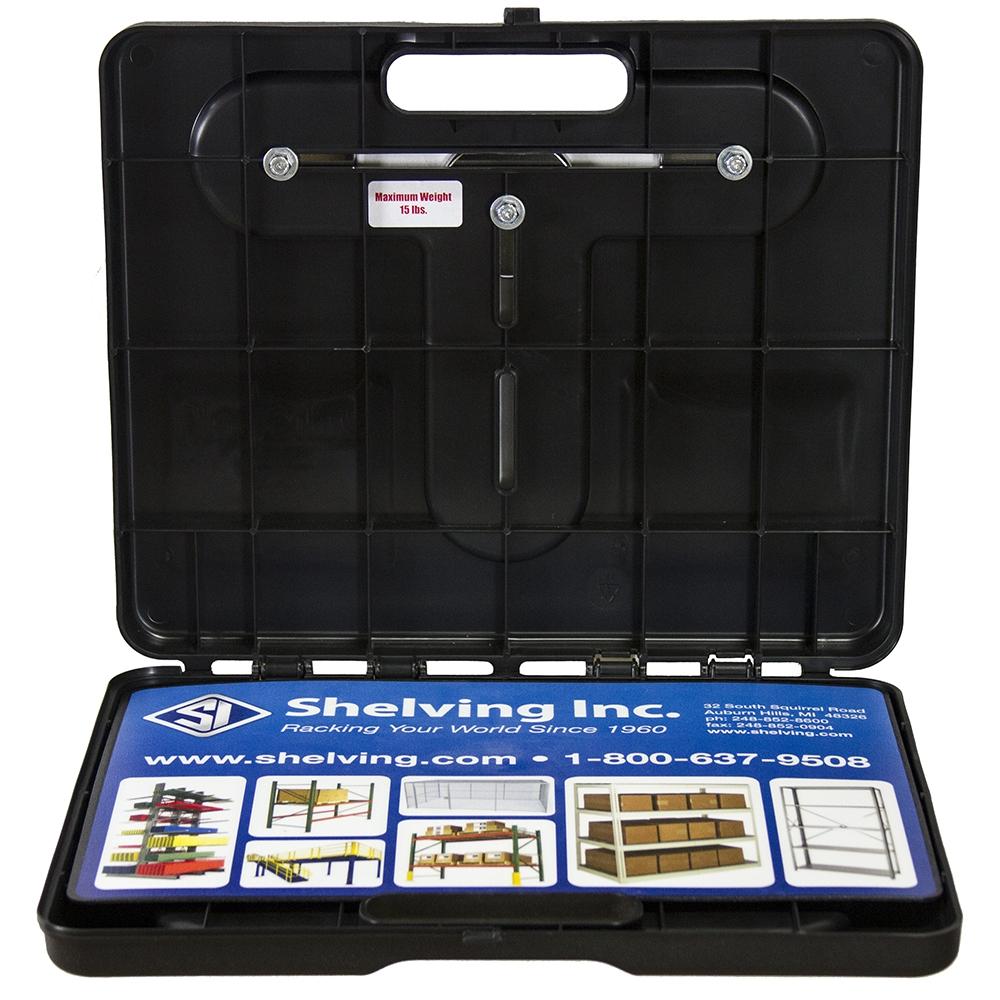 Utilishelf Portable Work Station Shelving Inc