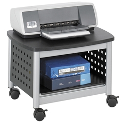 Scoot Underdesk Steel Printer Stand