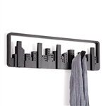 Skyline Flip Coat Rack