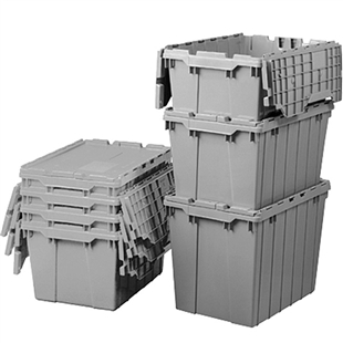 Akro-Mills Plastic Storage Containers