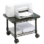 Wire Shelving Machine Stand in Black or Gray