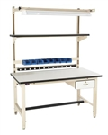 Pro-Line ESD Laminate Workstations