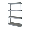 "36""Depth Double Rivet Shelving"