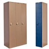 AquaMax Plastic Lockers - Single Tier