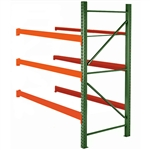 Teardrop Pallet Rack Add On Units