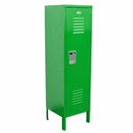 Kids Locker with Legs - Green