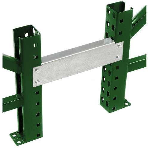 Rigid Row Spacer For Pallet Racking Wireway Husky
