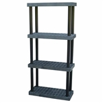 "DuraShelf 36""w 4-Shelf System"