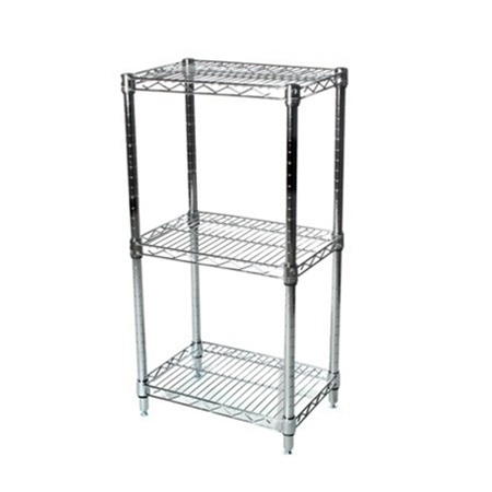 14 Quot D Three Tier Wire Shelving Kit