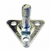 SI Threaded Triangle Footplates