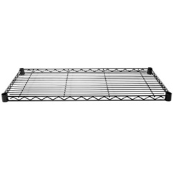 Black Wire Shelf - Standard Duty