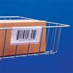 Wire Basket Label Holder