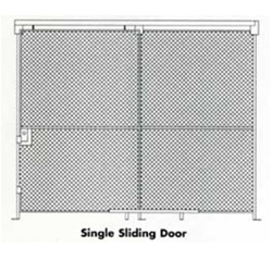 Standard Single Sliding Door