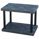 "DuraShelf Solid Top 36""w Base 2-Shelf System"