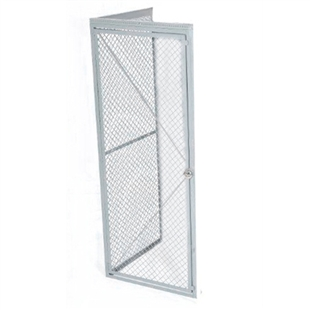 Wire Mesh Single Tier Locker Add-on