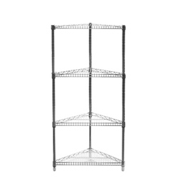 "SI 24"" Triangle Unit w/4 Shelves"