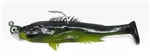 "3.25"" HDX Swimbait - Paddle Tail"