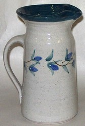 Great Bay Pottery 2 Qt. Pitcher