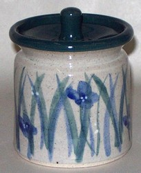 Great Bay Pottery Ceramic Sugar Bowl