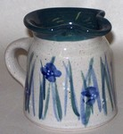 Great Bay Pottery Ceramic Creamer