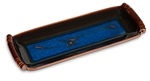 "GEORGETOWN POTTERY- ""HAMADA AND BLUE ZEN"" SERVING TRAY"