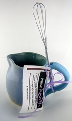 G-WIZ POTTERY- WHISK N'POUR