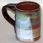 ALL FIRED UP! POTTERY- COFFEE MUG