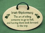 Irish Diplomacy