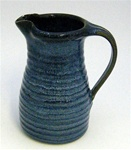 Robert Fishman Handmade Ceramic Small Pitcher