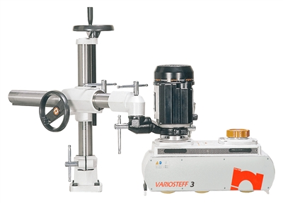 3-ROLL VARIABLE SPEED FEEDER