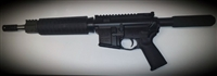 "Warrior Arms WAR-15 10.5"" SS pistol 5.56"