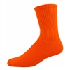 Orange Crew Socks