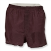 620BR - Men's Brown Jail Inmate Boxers