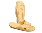 888 - PVC Basket Weave Jail Inmate Sandals (3-pack)