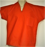 Jail Inmate Uniform Shirts