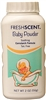 PCS2 - Freshscent 2oz Baby Powder