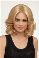 Shoulder Length Wavy Lace Front Wig - Ashley by Envy