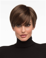 Chic Pixie Cut Synthetic Mono Part Wig - Kris by Envy